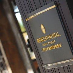 Отель InterContinental Sanya Resort интерьер отеля фото 3