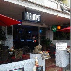 Отель Beachspot гостиничный бар