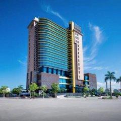 Royal Lotus Hotel Halong парковка