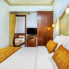 Отель A.D. Imperial Салоники комната для гостей