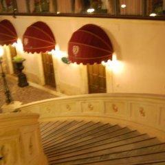 Grand Hotel Villa Politi Сиракуза балкон