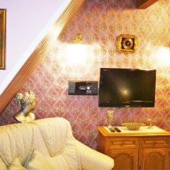 Отель Rezidence Zámeček Чехия, Франтишкови-Лазне - отзывы, цены и фото номеров - забронировать отель Rezidence Zámeček онлайн комната для гостей фото 2