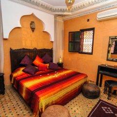 Отель Riad Dar Aby Марокко, Марракеш - отзывы, цены и фото номеров - забронировать отель Riad Dar Aby онлайн комната для гостей фото 4
