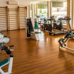 Luna Hotel Da Oura фитнесс-зал фото 3