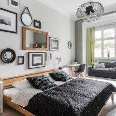 Апартаменты Sanhaus Apartments - Chopina Сопот комната для гостей