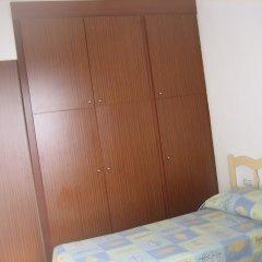 Отель Apartaments AR Blavamar San Marcos сейф в номере