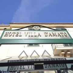 Отель Villa dAmato Италия, Палермо - 1 отзыв об отеле, цены и фото номеров - забронировать отель Villa dAmato онлайн балкон