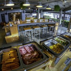 Отель The Warehouse Bangkok бассейн