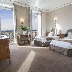 Отель Splendid Cannes Франция, Канны - 8 отзывов об отеле, цены и фото номеров - забронировать отель Splendid Cannes онлайн комната для гостей фото 2