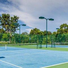 Отель Cholchan Pattaya Beach Resort спортивное сооружение