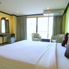Отель Mike Beach Resort Pattaya комната для гостей фото 3