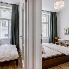 Апартаменты Zizkov Apartment Prague комната для гостей фото 2