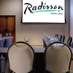 Отель Radisson Blu São Paulo фото 2