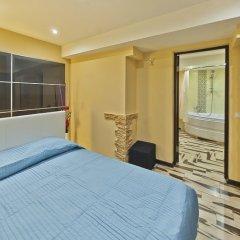 Мини-Отель 4 Комнаты комната для гостей фото 3