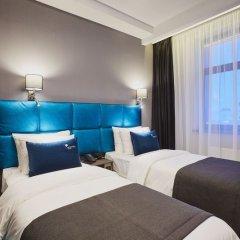 Гостиница Миротель Новосибирск 4* Стандартный номер с 2 отдельными кроватями фото 8