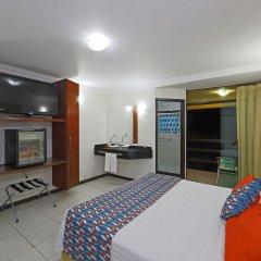 Отель Pousada Doce Cabana комната для гостей