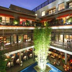 Отель With The Style Fukuoka Хаката гостиничный бар