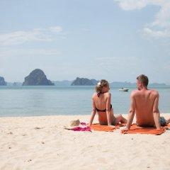 Отель Tup Kaek Sunset Beach Resort фитнесс-зал фото 2