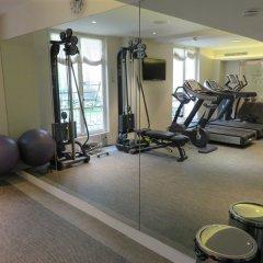 Отель Le Meurice фитнесс-зал фото 4
