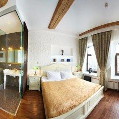 Бутик-Отель Росси 4* Стандартный номер двуспальная кровать фото 11
