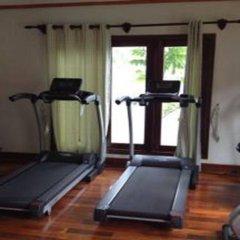 Vansana LuangPrabang Hotel фитнесс-зал