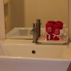 Отель ZEN Rooms Pratunam ванная