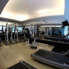 Boulevard Hotel Bangkok Бангкок фитнесс-зал