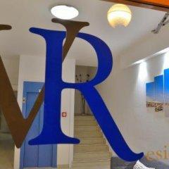 Отель Residence Verbena Римини бассейн