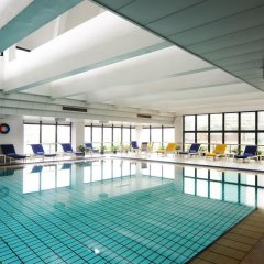 Hotel Equatorial Shanghai бассейн фото 2