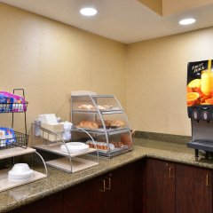 Отель Red Roof Inn & Suites Columbus - W. Broad питание фото 2