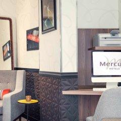 Отель Mercure Paris Opera Grands Boulevards интерьер отеля фото 3
