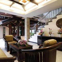 Отель Nipa Resort интерьер отеля фото 2