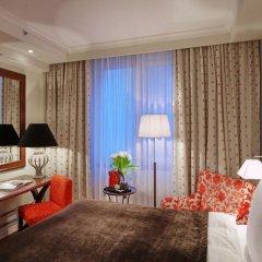 Гостиница Sokos Olympia Garden 4* Стандартный номер с двуспальной кроватью фото 6