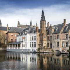 Отель Dijver Бельгия, Брюгге - отзывы, цены и фото номеров - забронировать отель Dijver онлайн