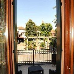 Отель Albergo Minuetto Адрия балкон