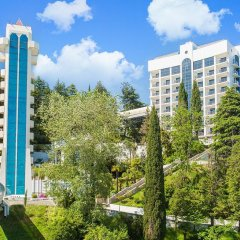 Гостиница Мыс Видный балкон