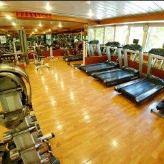 Arabian Courtyard Hotel & Spa фитнесс-зал фото 3