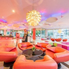 Отель Best Bella Pattaya гостиничный бар