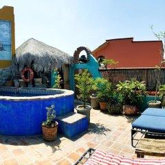 Отель Cabo Inn Кабо-Сан-Лукас бассейн фото 2
