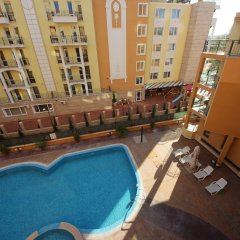 Апартаменты Menada Amadeus 3 Apartments бассейн фото 3