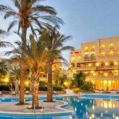Отель Kempinski Hotel San Lawrenz Мальта, Сан-Лоренц - отзывы, цены и фото номеров - забронировать отель Kempinski Hotel San Lawrenz онлайн бассейн фото 3