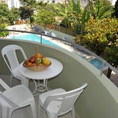 Отель Anseli Hotel Греция, Петалудес - 1 отзыв об отеле, цены и фото номеров - забронировать отель Anseli Hotel онлайн балкон