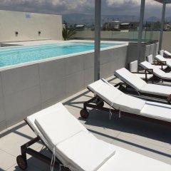 Отель Piraeus Theoxenia Hotel Греция, Пирей - отзывы, цены и фото номеров - забронировать отель Piraeus Theoxenia Hotel онлайн бассейн фото 2