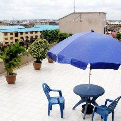 Отель Ahi Residence бассейн