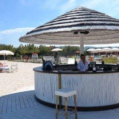 Отель Nuovo Natural Village Потенца-Пичена пляж