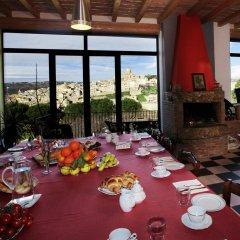 Отель La Casa Rossa Country House Пьяцца-Армерина питание