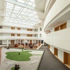 Отель Nh Collection Mexico City Airport T2 Мехико интерьер отеля