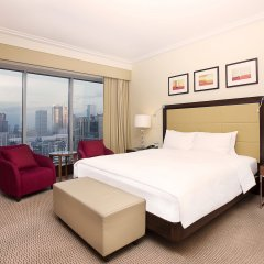 Hilton Warsaw Hotel & Convention Centre комната для гостей фото 6