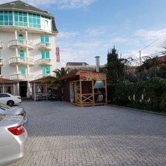 Мини-Отель Зорэмма парковка