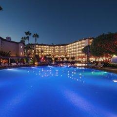 Miramare Queen Hotel Турция, Сиде - 1 отзыв об отеле, цены и фото номеров - забронировать отель Miramare Queen Hotel - All Inclusive онлайн бассейн фото 2